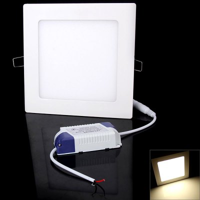 12W AC85-265V 4000K Square Ceiling Lamp