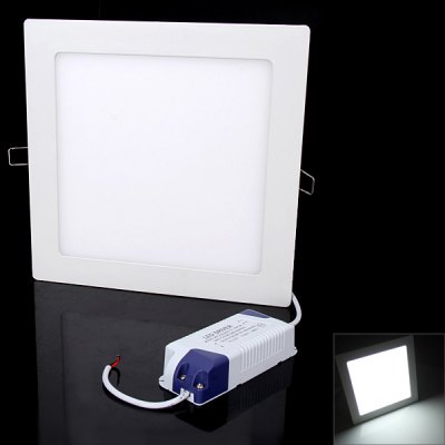 18W AC85-265V 6000K Square Ceiling Lamp