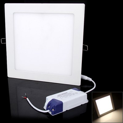18W AC85-265V 4000K Square Ceiling Lamp