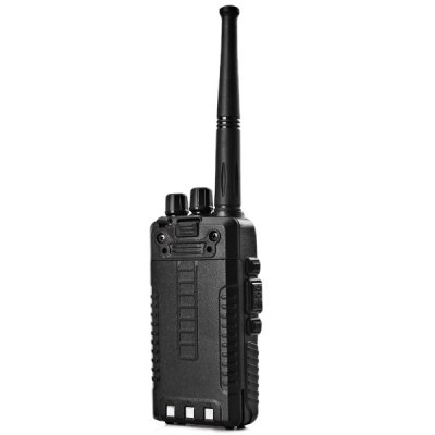Гаджет   KST K - 666 Professional 16 Channel VHF Radio FM Transceiver 8W UHF400 - 470MHz CTCSS / DCS Code Two - way Radio Interphone Walkie Talkies