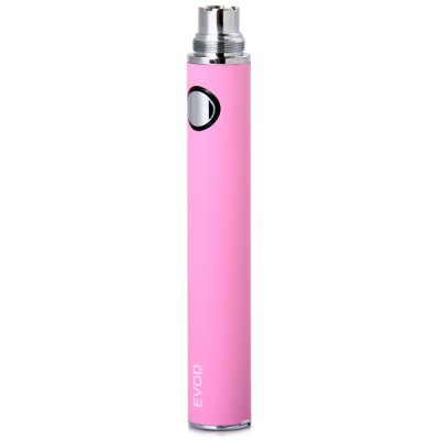 Spared 900mAh EVOD Rechargeable E - Cigarette Lithium Battery