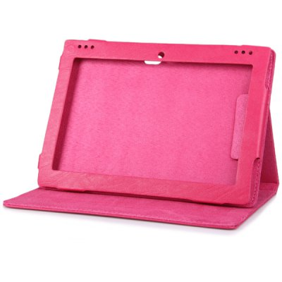 Гаджет   Sheepskin Texture Protective Case with Stand Function Specially for 9.4 inch PiPO M8 Tablet PC Tablet PCs