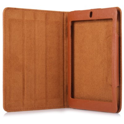 Гаджет   Sheepskin Texture Protective Case with Stand Function Specially for 7.9 inch Cube U35 Tablet PC Tablet PCs