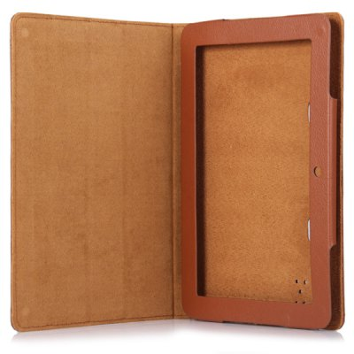 Фотография Lichee Pattern Leather Protective Case with Stand Function Specially for 10.1inch Teclast A11 Tablet PC