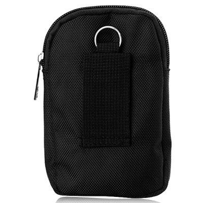 Гаджет   Small Waterproof Card / Key / Cellphone Storage Bag Hang Bag with Safety Zipper Style for Outdoor Activity Waistpacks