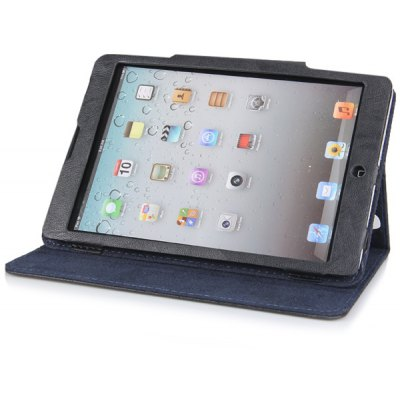 Sheepskin Texture Leather Protective Case with Stand Function Specially for 7.85 inch PiPO U8 Tablet PC