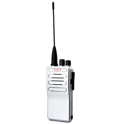 KST K - 888 400 - 470MHz CTCSS / DCS Code Programmable VHF/UHF FM Transceiver Walkie Talkie Two - way Radio Interphone with Voice Prompt