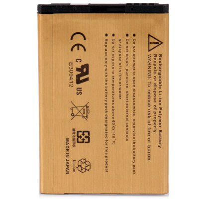 High Capacity Replacement 3.7V 2430mAh Battery for Blackberry 9900 / 9790 / 9930iPhone Cables &amp; Adapters<br>High Capacity Replacement 3.7V 2430mAh Battery for Blackberry 9900 / 9790 / 9930<br><br>Type: Replacement Battery<br>Compatibility: Blackberry<br>Compatible Model: 9900/9790/9930<br>Capacity: 2430mAh<br>Voltage: 3.7V<br>Product weight: 0.026 kg<br>Package weight: 0.080 kg<br>Product size (L x W x H) : 6.5 x 4.4 x 0.6 cm/2.5 x 1.7 x 0.2 inches<br>Package size (L x W x H): 8 x 8 x 3 cm<br>Package Contents: 1 x Battery