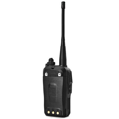 Nanfone NF - 668PLUS Professional FM Transceiver 16 Memory Channels Two - way Radio Interphone Handheld Walkie Talkie