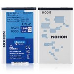NOHON High Capacity 3.7V 1200mAh Replacement Battery for Blackberry 8520 / 9300