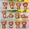 Buy 1Bear Design Characteristic Action Figure/Figurine Models Fans BROWN