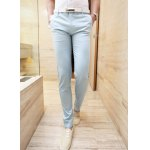 Buy Casual Style PU Leather Embellished Men's Skinny Polyester Pants 30