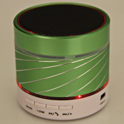 S07U Mini Bluetooth Speaker With Hands -  Free Call / TF Card / Audio