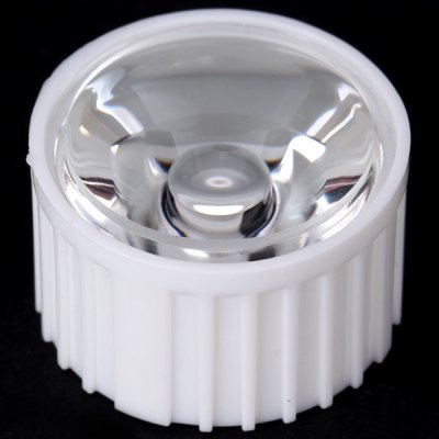 DIY LED Specialized Optical Lens with Support High Power Spot Light 60 Degree Irritation Angle