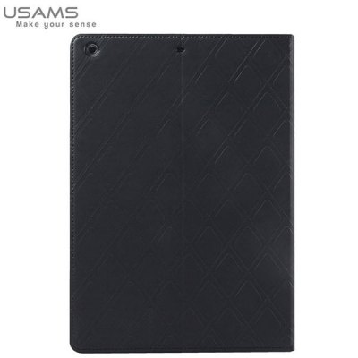Гаджет   USAMS Forest Series Artificial Leather and Plastic Material Case with Stand Function for iPad Air iPad Cases/Covers