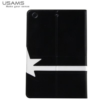 Гаджет   USAMS Star Series Artificial Leather and Plastic Material Case with Stand Function for iPad Air iPad Cases/Covers