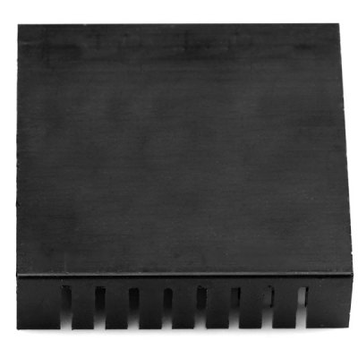 High Performance Aluminum Module Radiator Chip CPU Radiator (40 x 40 x 11 mm)  -  BlackLED Accessories<br>High Performance Aluminum Module Radiator Chip CPU Radiator (40 x 40 x 11 mm)  -  Black<br><br>Accessory Type: Radiator<br>Product Weight: 0.017 kg<br>Package Weight: 0.050 kg<br>Product Size (L x W x H): 4 x 4 x 1.1 cm / 1.57 x 1.57 x 0.43 inches<br>Package Size (L x W x H): 6 x 6 x 2 cm<br>Package Contents: 1 x Radiator