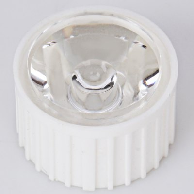 DIY LED Specialized Optical 23MM Lens with Support High Power Spot Light 30 Degree Irritation AngleDIY LED Specialized Optical 23MM Lens with Support High Power Spot Light 30 Degree Irritation Angle<br><br>Accessory type: Optical Lens<br>Product weight: 3 g<br>Package weight: 0.05 kg<br>Product size (L x W x H): 2.3 x 2.3 x 1.3 cm / 0.9 x 0.9 x 0.5 inches<br>Package size (L x W x H): 7 x 4.5 x 3 cm<br>Package Contents: 1 x Optical Lens with Support