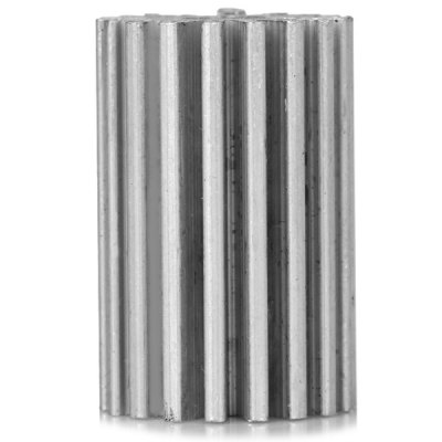 High Performance Aluminum Column Radiator Chip CPU Radiator (20 x 20 x 30 mm)  -  SilverLED Accessories<br>High Performance Aluminum Column Radiator Chip CPU Radiator (20 x 20 x 30 mm)  -  Silver<br><br>Accessory Type: Radiator<br>Product Weight: 0.012 kg<br>Package Weight: 0.050 kg<br>Product Size (L x W x H): 2 x 2 x 3 cm / 0.79 x 0.79 x 1.18 inches<br>Package Size (L x W x H): 4 x 4 x 4 cm<br>Package Contents: 1 x Radiator