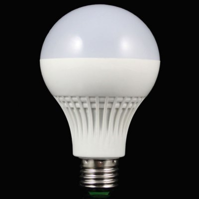 E27 7W 14 x 5730 SMD LED AC85 - 265V 500lm White 6500K Ceramic + Nano Ball Bulb