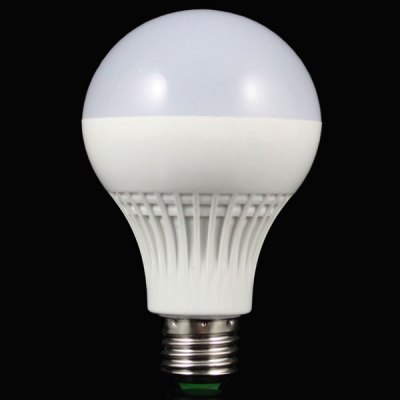 E27 7W 14 x 5730 SMD LED AC85 - 265V 500lm Warm White 3500K Ceramic + Nano Ball Bulb