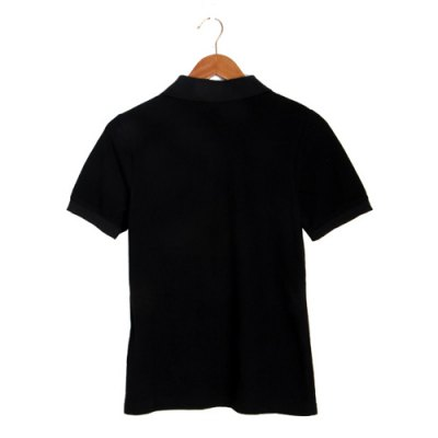 Гаджет   Ethnic Style Turn-down Collar Slimming Leather Patch Embellished Solid Color Short Sleeves Men