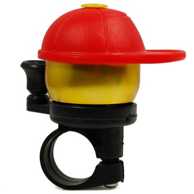 New Bicycle Cycling Handlebar Ring Bike Horn Bell of Lovely Cap Boy Design