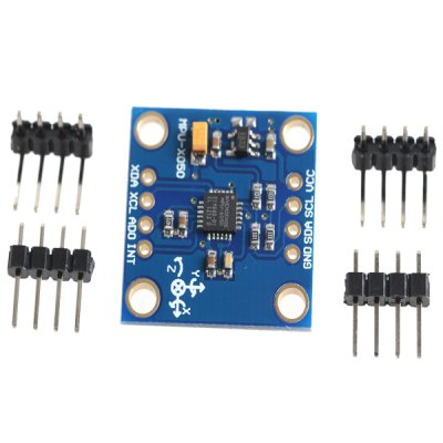 GY - 52  MPU6050 3 Axis Gyroscope + Accelerometer 6 - Axis Stance Tilt Module  -  Arduino Compatible