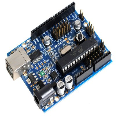 Duemilanove 2009 Atmel Atmega328P - PU Board with USB Cable for Arduino