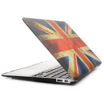 Union Jack UK Flag Pattern Heat Emission PC Protective Case for Macbook Air 11.6Mac Cases/Covers<br>Union Jack UK Flag Pattern Heat Emission PC Protective Case for Macbook Air 11.6<br><br>For: Mac<br>Compatible for Apple: Macbook Air 11.6<br>Features: Full Body Cases<br>Material: Plastic<br>Style: Special Design<br>Pattern: The Union Flag<br>Color: Assorted Colors<br>Product weight : 0.250 kg<br>Package weight : 0.500 kg<br>Product size (L x W x H): 30.5 x 20 x 1.5 cm / 12 x 7.9 x 0.6 inches<br>Package size (L x W x H) : 32 x 22 x 2 cm<br>Package contents: 1 x Case