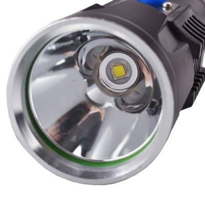 SingFire SF - 349 Torch Cree XM - L2 5 - Mode 900lm Highlight LED White USB Rechargeable Flashlight (1 x 18650 Battery)