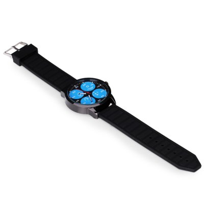 Luxury Men Wrist Watch Analog Display with Round Dial Silicone Watch BandMens Watches<br>Luxury Men Wrist Watch Analog Display with Round Dial Silicone Watch Band<br><br>Watches categories: Male table<br>Watch style: Fashion<br>Style elements: Retro<br>Available color: Blue, Green, Orange, Red<br>Movement type: Quartz watch<br>Shape of the dial: Round<br>Display type: Pointer<br>The bottom of the table: Ordinary<br>Watch-head: Ordinary<br>Case material: Stainless steel<br>Case color: Black<br>Band material: Silica gel<br>Clasp type: Pin buckle<br>Band color: Black<br>Special features: Decorating small three stitches<br>The dial thickness: 1.0 cm / 0.4 inch<br>The dial diameter: 4.5 cm / 1.8 inch<br>The band width: 2.3 cm / 0.9 inch<br>Product weight: 0.055 kg<br>Product size (L x W x H): 25.2 x 4.5 x 1.3 cm / 9.9 x 1.8 x 0.4 inches<br>Package Contents: 1 x Watch