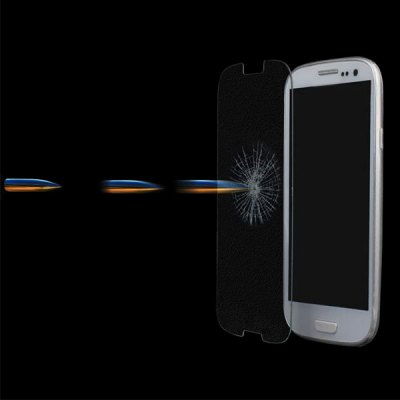 Гаджет   Ultrathin 0.33mm 9H Hardness 2.5D Tempered Glass Screen Protector for Samsung Galaxy S3 i9300 Samsung Cases/Covers