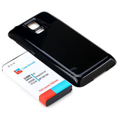 Link Dream High Capacity 3.7V 7800mAh Battery and PC Back Cover for Samsung Galaxy S5 i9600 SM - G900