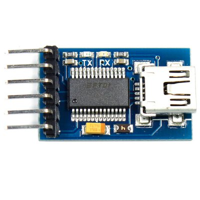 Гаджет   USB Serial Port 232 TTL Adapter FT232RL Chipset (Arduino Compatible) Other Accessories