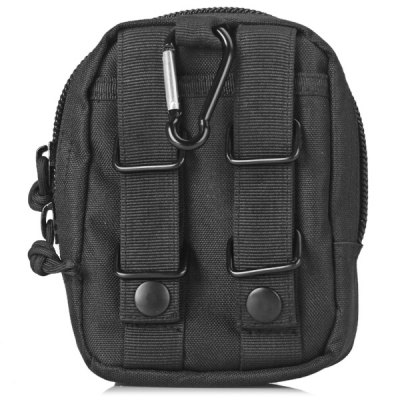 Outdoor Tactical style Mobile Phone Bag Multi - purpose Waist Bag Toolkit Tool PouchWaistpacks<br>Outdoor Tactical style Mobile Phone Bag Multi - purpose Waist Bag Toolkit Tool Pouch<br><br>Type: Waist Bag<br>For: Fishing, Camping, Hiking, Adventure, Travel, Cycling, Climbing<br>Material: Nylon<br>Capacity: &lt;20L<br>Color: Black, Camouflage<br>Product weight   : 0.23 kg<br>Package weight   : 0.28 kg<br>Product size (L x W x H)   : 11 x 9 x 16 cm / 4.3 x 3.5 x 6.3 inches<br>Package size (L x W x H)  : 17 x 6 x 10 cm<br>Package Contents: 1 x Waist Bag