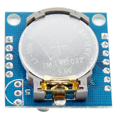 Гаджет   DS1307 Based RTC IIC / I2C Real Time Clock Module with Calender Other Accessories