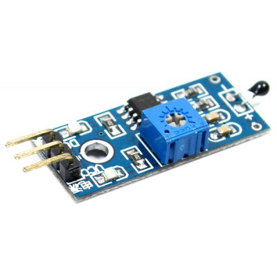 Thermistor Sensor Module for Temperature Detection