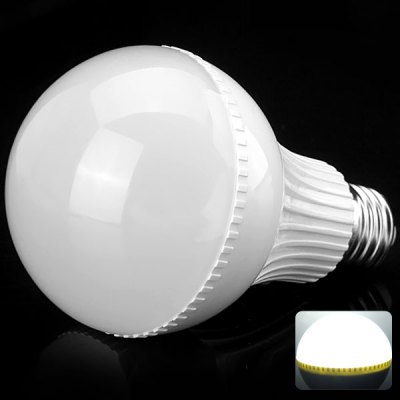 E27 12W 5630 SMD LED AC220V 1000lm White 6500K Ball Bulb