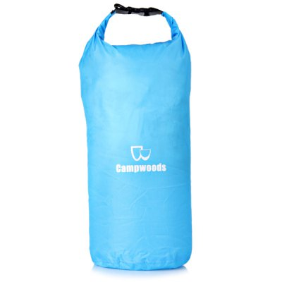ФОТО Campwoods 8L Water Resistance Rafting Dry Bag Swimming Beach Clothes Storage Bag