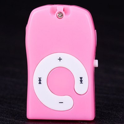Iron Man Pattern MP3 Player with Universal 3.5mm Jack Support TF CardMP3 &amp; MP4 Players<br>Iron Man Pattern MP3 Player with Universal 3.5mm Jack Support TF Card<br><br>Color  : Pink<br>Interface  : TF/Micro SD card slot, Mini USB interface, 3.5mm audio jack<br>Battery  : Built-in rechargeable lithium battery<br>Extension card : TF card (not included)<br>Max support memory: 8GB<br>Audio support : MP3<br>Product weight   : 11 g<br>Package weight   : 0.070 kg<br>Product size (L x W x H)  : 4.5 x 2.5 x 1.2 cm / 1.8 x 1.0 x 0.5 inches<br>Package size (L x W x H)  : 8.0 x 7.0 x 4.0 cm<br>Package contents: 1 x MP3 Player
