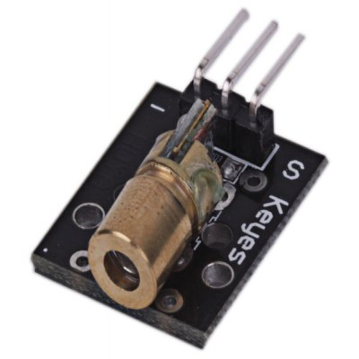 650nm Laser Diode Module for Arduino Boards Manufacturer