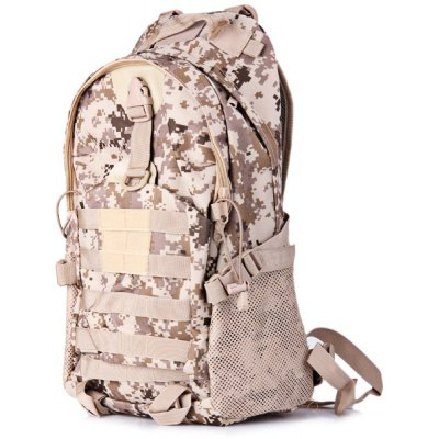 Multipurpose Water Resistant Military Backpack with Molle System for Outdoor