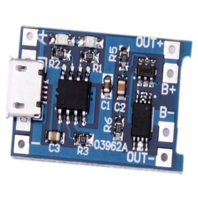 MP1405 5V 1A Lithium Battery Charging Board Keeping Welding Spot