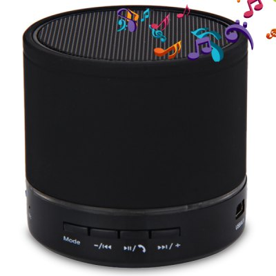 S08U Mini Bluetooth Speaker with Hands -  free Call / TF Card / Audio Function Built - in Microphone