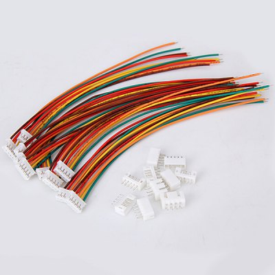 10PCS JST - XH 4S Balance Wire Extension Adapter Lead 15cm for RC Lipo