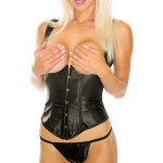 cheap Retro Style Slimming Criss-Cross Lace-Up Corset For Women