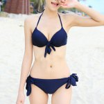 cheap 2014 Hot Sale Three - piece Sexy Swimwear / Bathing Suit  for Women
