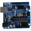 cheap Duemilanove 2009 Atmel Atmega328P - PU Board with USB Cable for Arduino