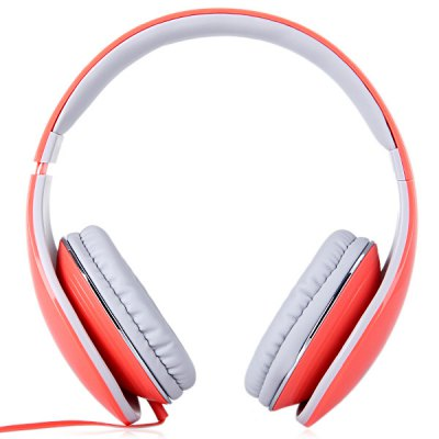 Beevo BV - HM760 Powerful High Clarity Stereo Headphone Headset with Microphone for iPod / MP3 / MP4 / Tablet PC / Music Players
